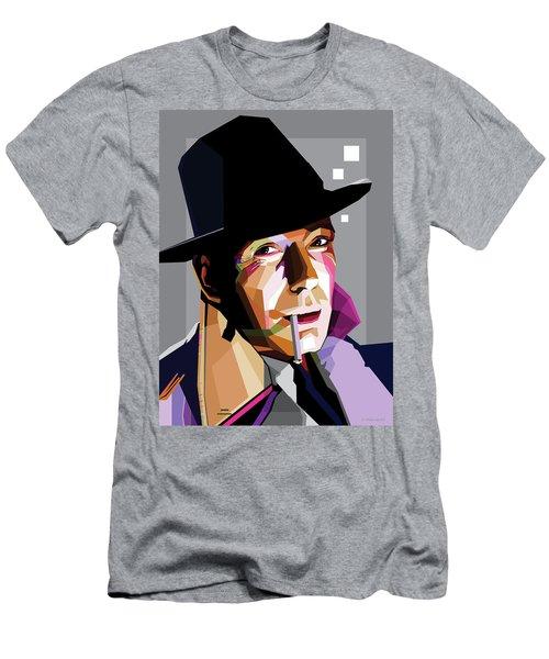 Humphrey Bogart Men's T-Shirt (Athletic Fit)