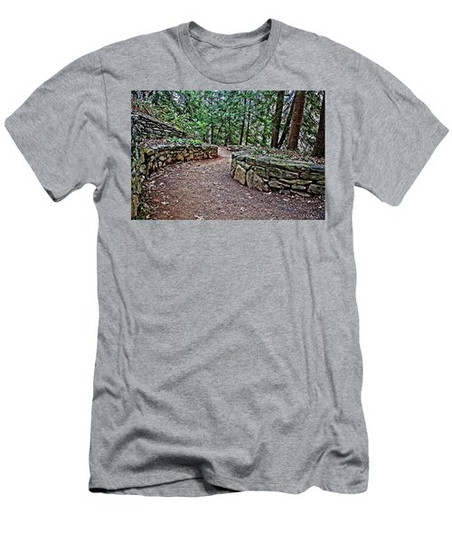 Just Around The Bend Men's T-Shirt (Athletic Fit)