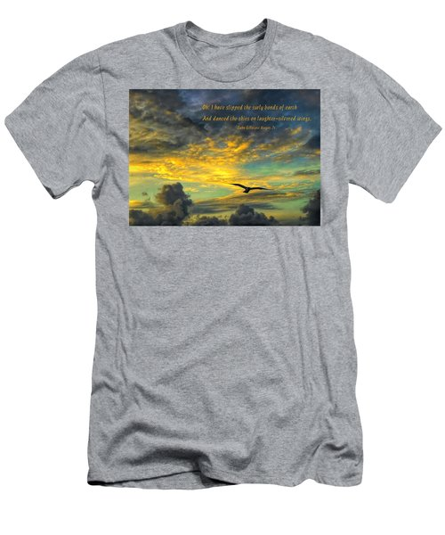 Morning Flight Men's T-Shirt (Athletic Fit)
