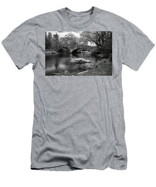 Park Bridge Men's T-Shirt (Athletic Fit)