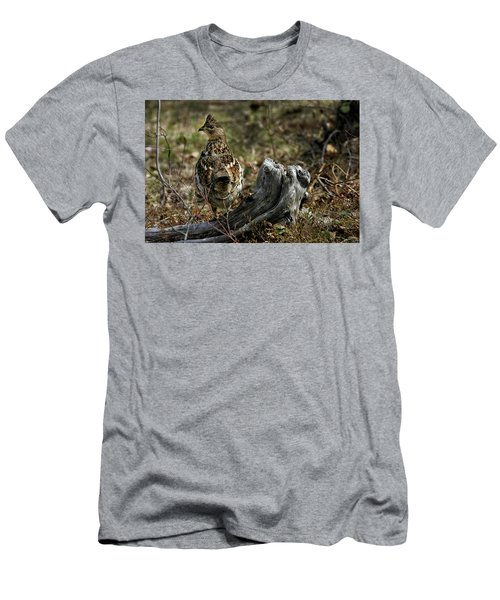 Ruffed Grouse 50701 Men's T-Shirt (Athletic Fit)