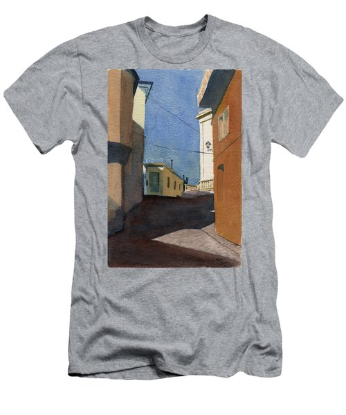 Sersale Street Men's T-Shirt (Athletic Fit)