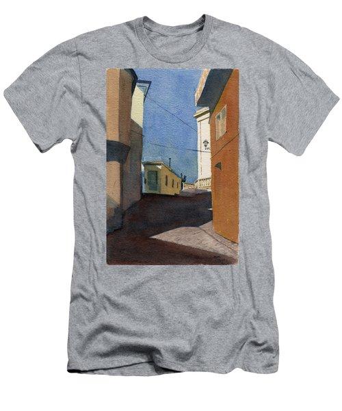 Sersale Street Men's T-Shirt (Athletic Fit)