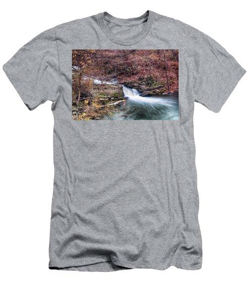 Small Falls Men's T-Shirt (Athletic Fit)