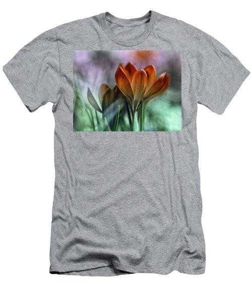 Spring Blossom Men's T-Shirt (Athletic Fit)