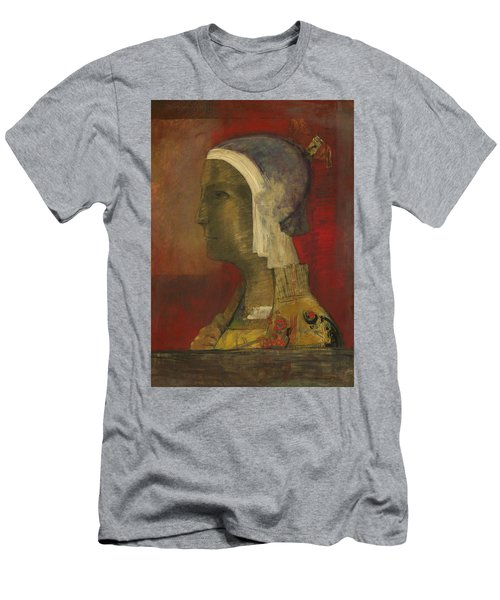 Symbolic Head, 1890 Men's T-Shirt (Athletic Fit)