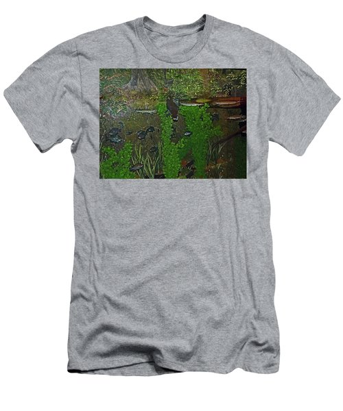 Variety Of  Fish  Men's T-Shirt (Athletic Fit)
