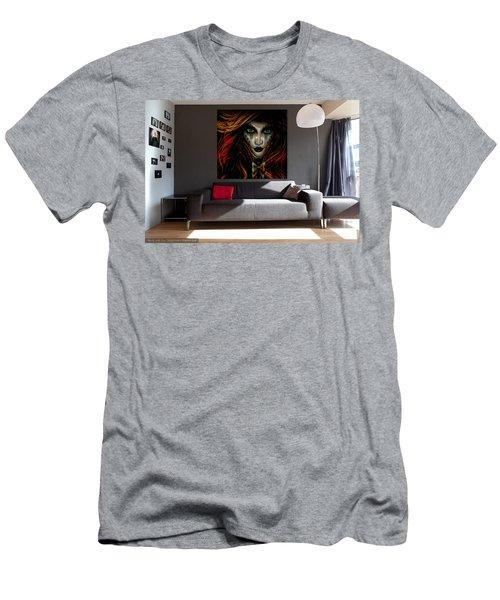 Vengeance Men's T-Shirt (Athletic Fit)