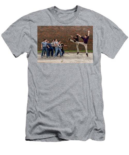 West Side Story 2 Men's T-Shirt (Athletic Fit)