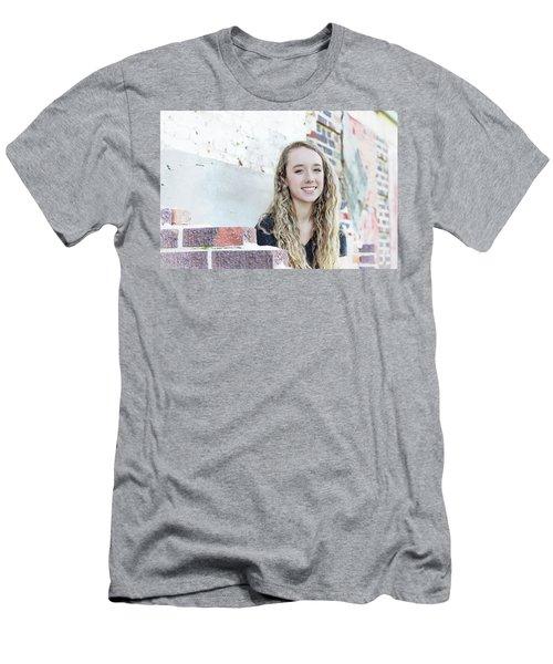 11be Men's T-Shirt (Athletic Fit)