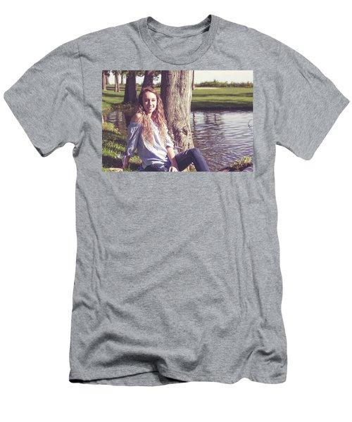 16B Men's T-Shirt (Athletic Fit)
