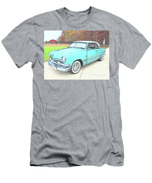 1951 Ford Men's T-Shirt (Athletic Fit)