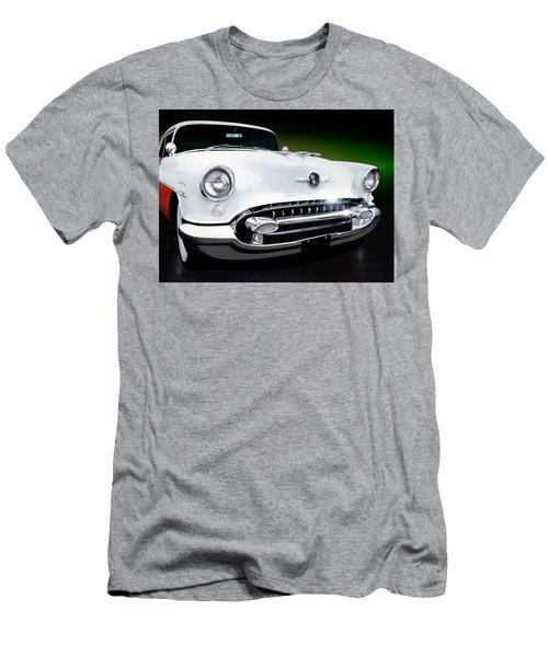 1955 Oldsmobile Holiday Coupe Men's T-Shirt (Athletic Fit)