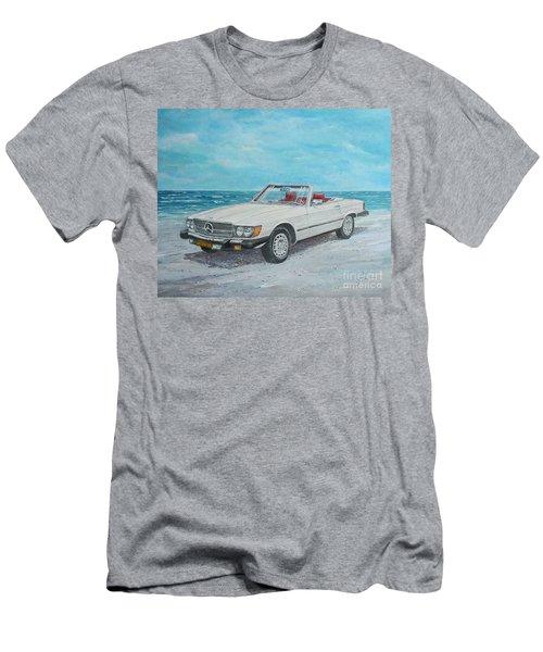 1979 Mercedes 450 Sl Men's T-Shirt (Athletic Fit)