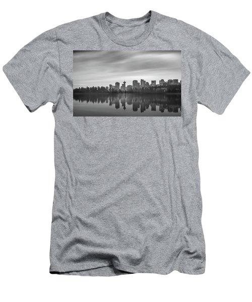 Downtown Vancouver Men's T-Shirt (Athletic Fit)