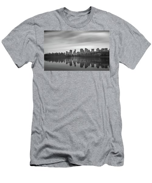 Downtown Vancouver Men's T-Shirt (Athletic Fit)