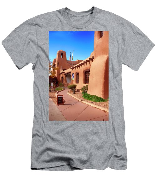 New Mexico Museum Of Art Men's T-Shirt (Athletic Fit)