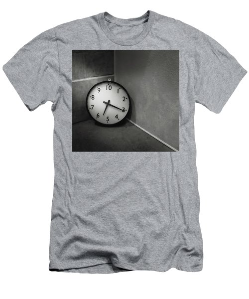 Men's T-Shirt (Athletic Fit) featuring the photograph 20 Hours Day by Juan Contreras