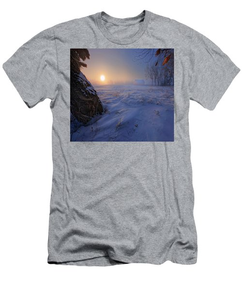 -30 Celsius Men's T-Shirt (Athletic Fit)
