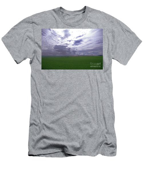 A Beautiful Sky Men's T-Shirt (Athletic Fit)