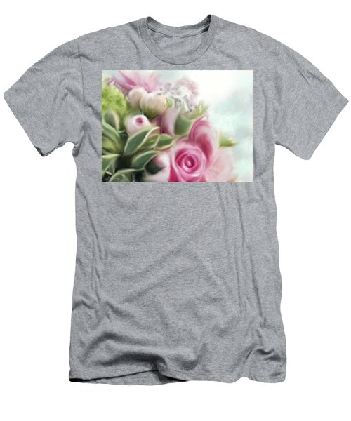 A Bouquet Of Thankfulness Men's T-Shirt (Athletic Fit)