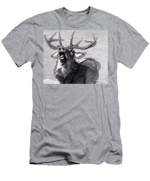 A Challenge, 1845  Men's T-Shirt (Athletic Fit)