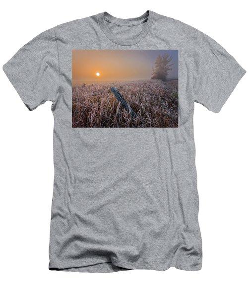 A Crisp October Morning Men's T-Shirt (Athletic Fit)