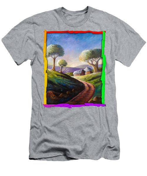 A Good Morning Men's T-Shirt (Athletic Fit)