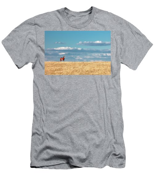 A Horse With No Name Men's T-Shirt (Athletic Fit)
