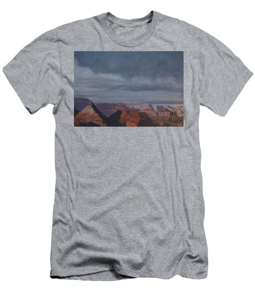 A Little Rain Over The Canyon Men's T-Shirt (Athletic Fit)