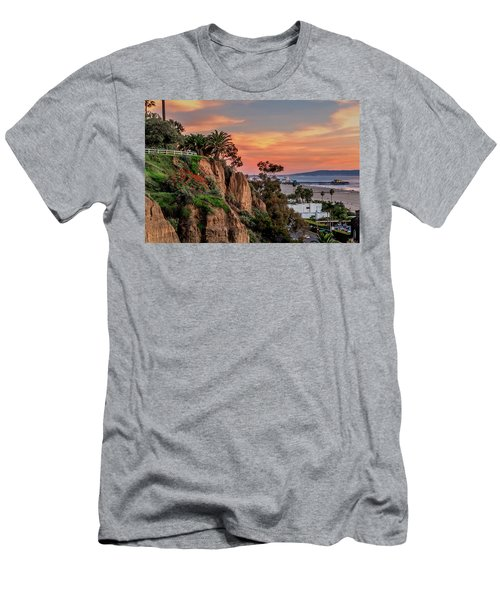 A Nice Evening In The Park Men's T-Shirt (Athletic Fit)
