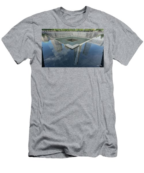 A Place For Reflection Men's T-Shirt (Athletic Fit)