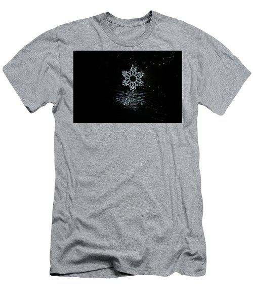 A Ripple Of Christmas Cheer Men's T-Shirt (Athletic Fit)