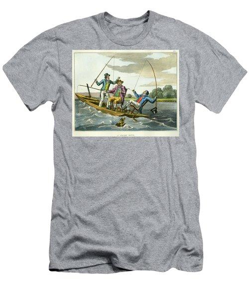 A Sharp Bite Men's T-Shirt (Athletic Fit)