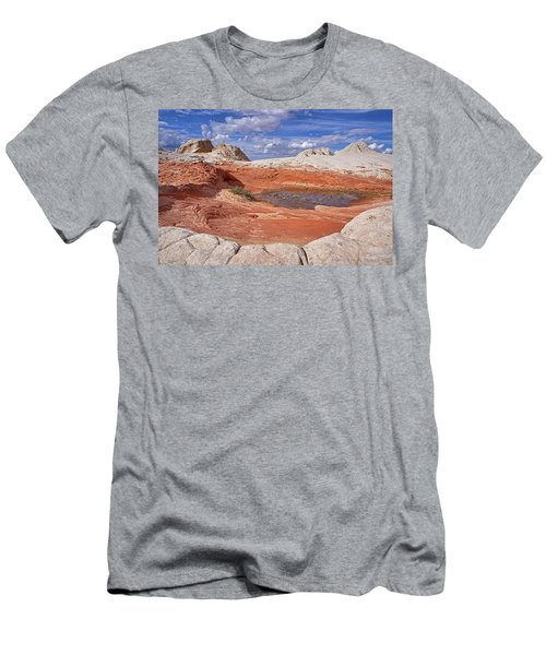 A Strange World Men's T-Shirt (Athletic Fit)