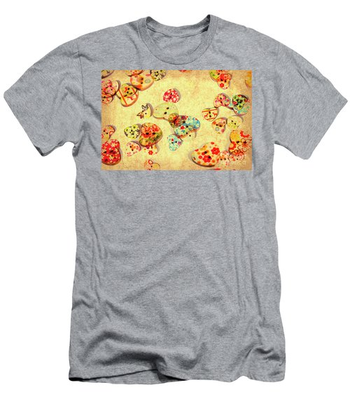 A Weathered Tailors Abstract Men's T-Shirt (Athletic Fit)