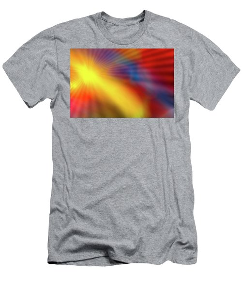Abstract 46 Men's T-Shirt (Athletic Fit)