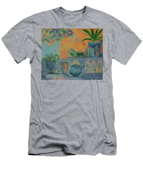 Afternoon Tea Men's T-Shirt (Athletic Fit)