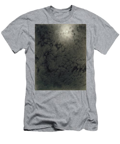 Alfred Stieglitz  So Subtle That It Becomes More Real Than Reality Men's T-Shirt (Athletic Fit)