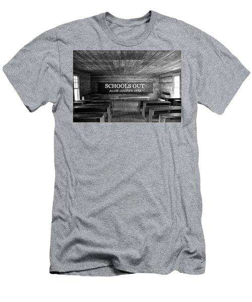Alice Cooper Schools Out Men's T-Shirt (Athletic Fit)