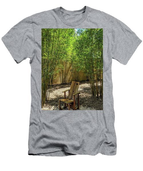 All By Myself Men's T-Shirt (Athletic Fit)