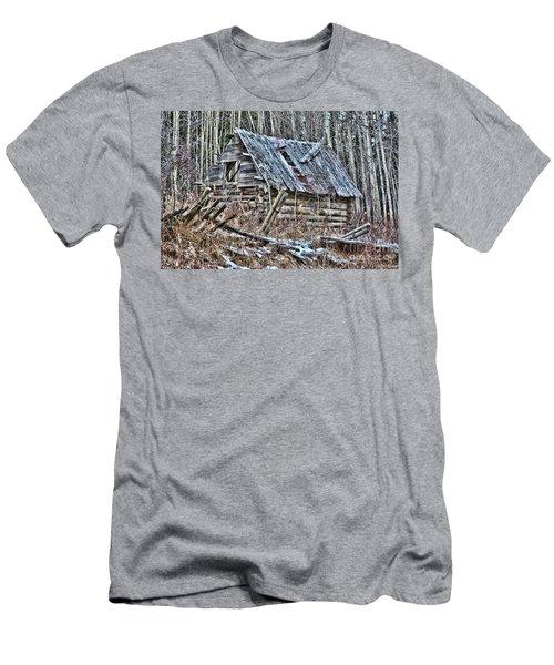 Almost Gone Men's T-Shirt (Athletic Fit)