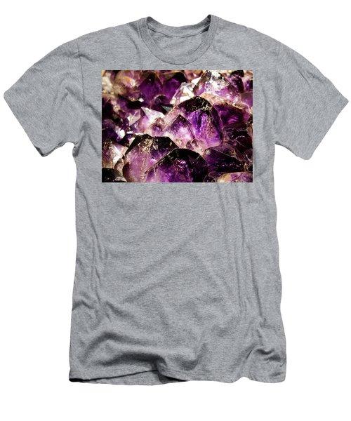 Amethyst Dream Men's T-Shirt (Athletic Fit)