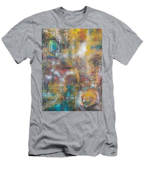 Ancient Voices Men's T-Shirt (Athletic Fit)