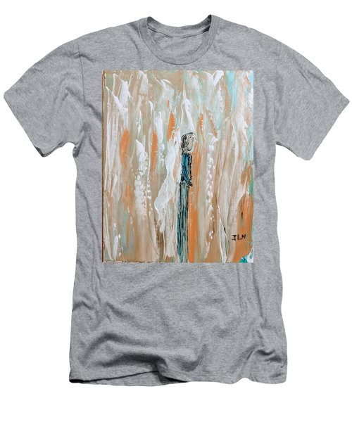 Angels In The Midst Of Every Day Life Men's T-Shirt (Athletic Fit)