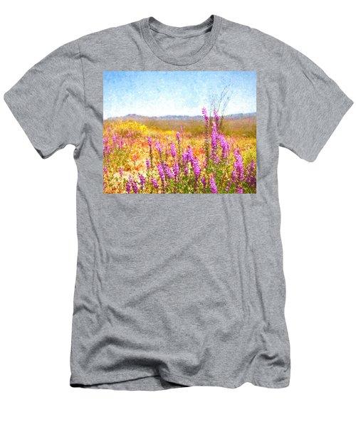 Arizona Lupin Men's T-Shirt (Athletic Fit)