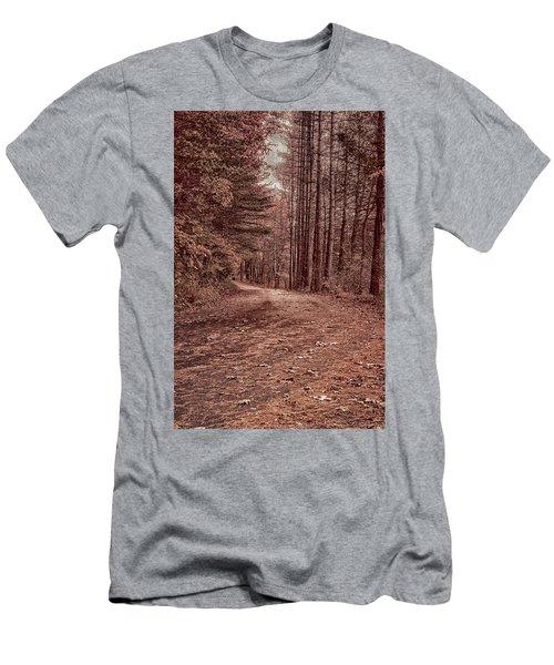 Around The Corner Men's T-Shirt (Athletic Fit)