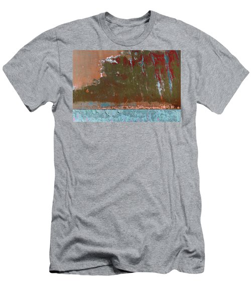 Men's T-Shirt (Athletic Fit) featuring the photograph Art Print Abstract 29 by Harry Gruenert