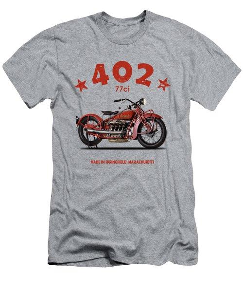 The 402 1931 Men's T-Shirt (Athletic Fit)