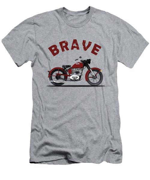Indian Brave 1951 Men's T-Shirt (Athletic Fit)